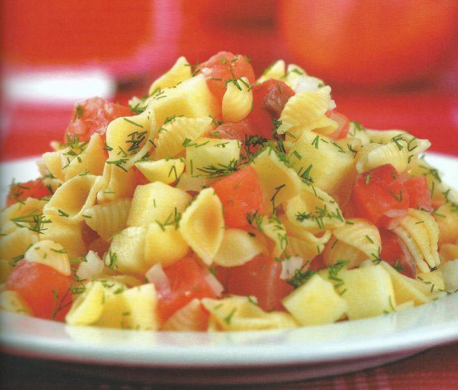 "салат с макаронами ""Миланский"""