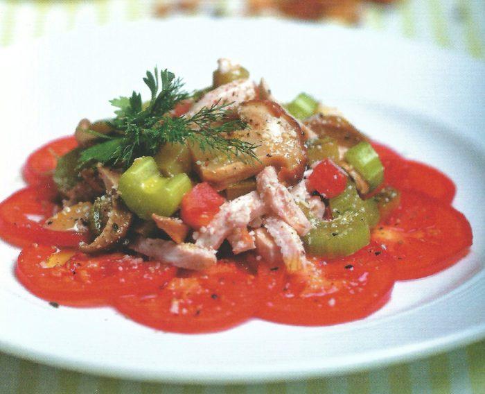 Салат «Тоска»: пошаговый рецепт с фото