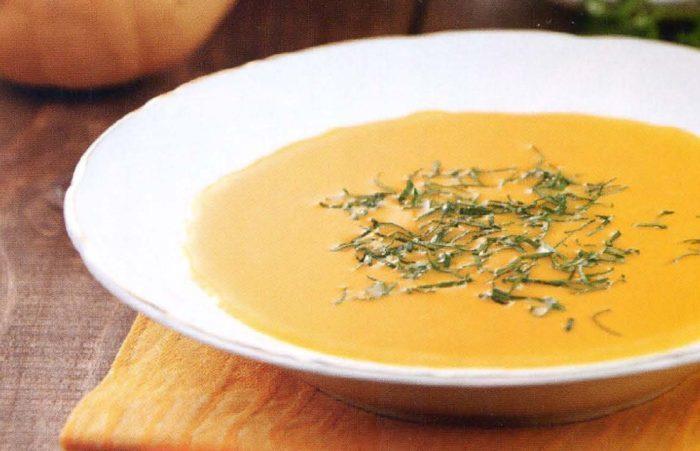 Как приготовить тыквенный суп-пюре со сливками: классический рецепт