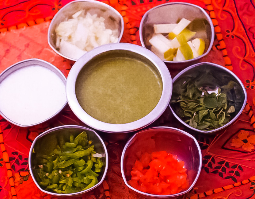 Индийский соус чатни: рецепт