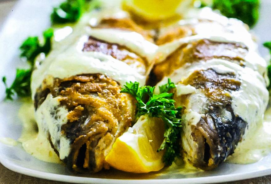 караси жареные в сметане: пошаговый рецепт