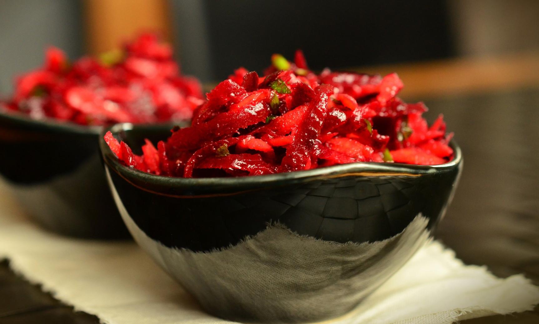Винегрет: рецепт с сельдью и квашеной капустой
