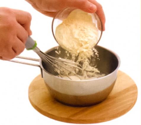 готовить тесто пухкеники
