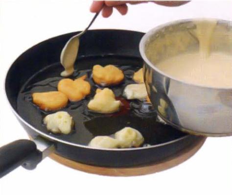 как готовить пухкеники