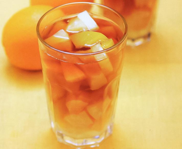 Фруктовый чай по-вьетнамски: простой рецепт