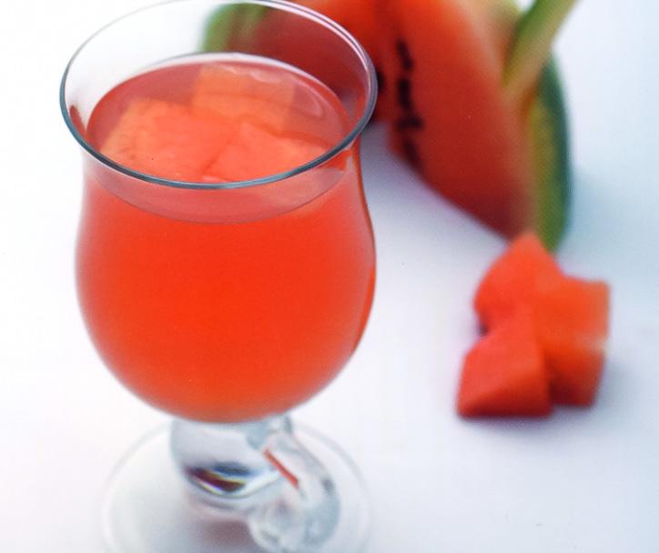 «Субак хваче» — напиток из арбузного сока: пошаговый рецепт