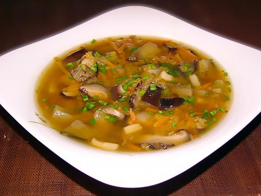 Суп из баклажанов и картофеля: простой рецепт вкусного первого блюда