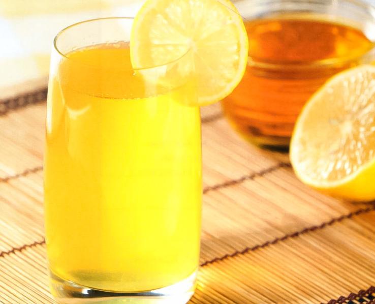 полезные напитки на основе лимона рецепты