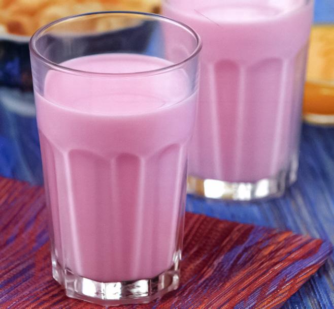 Татарский молочный напиток Алсу: рецепт