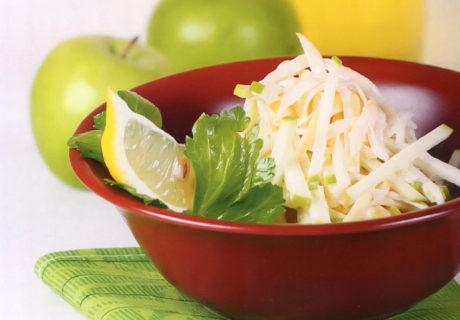 вкусный сельдереевый салат