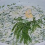окрошка с овощами как сделать вкусно