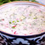 чалоп рецепт окрошки по-узбекски