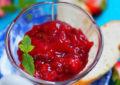 Варенье из вишни с мятой - рецепт вкусного варенья