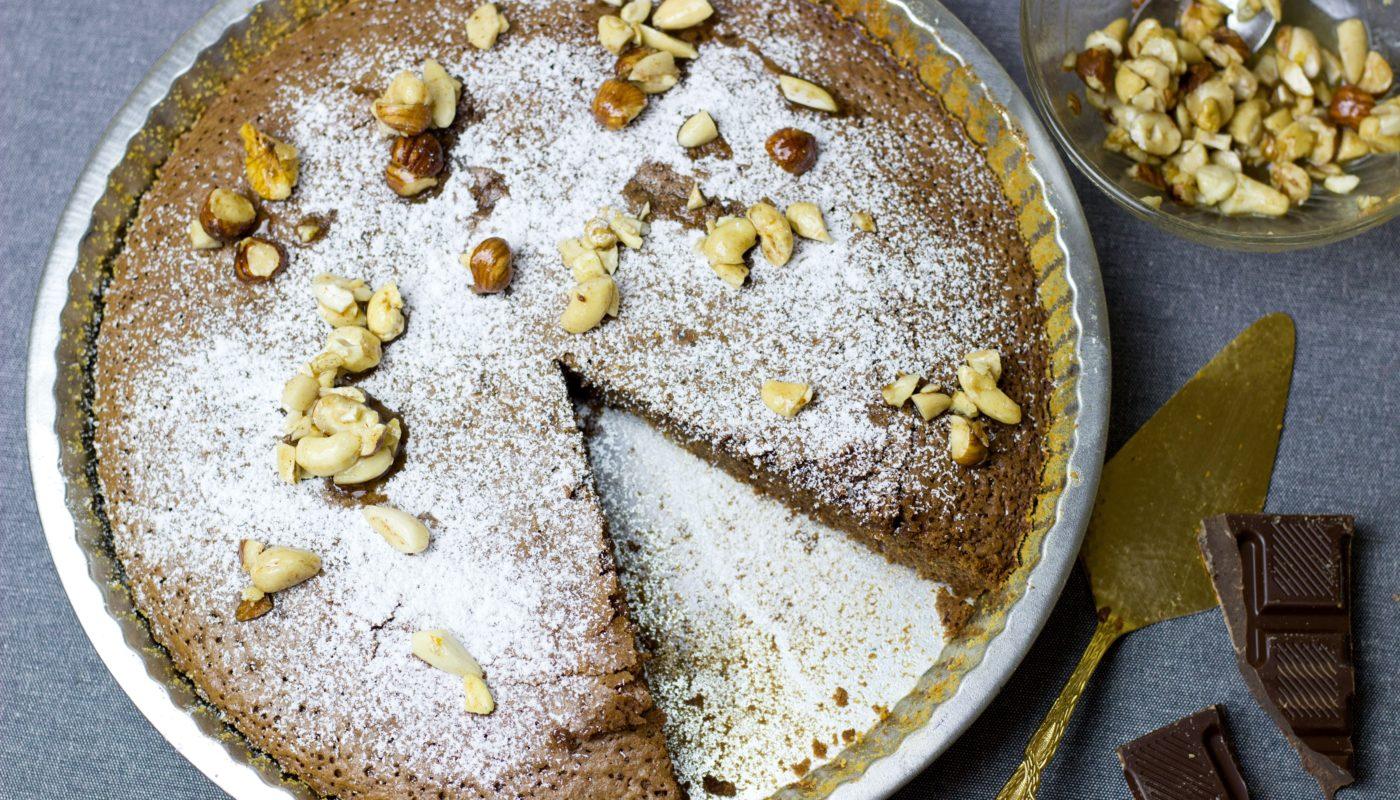 вкусный грушевый пирог по простому рецепту