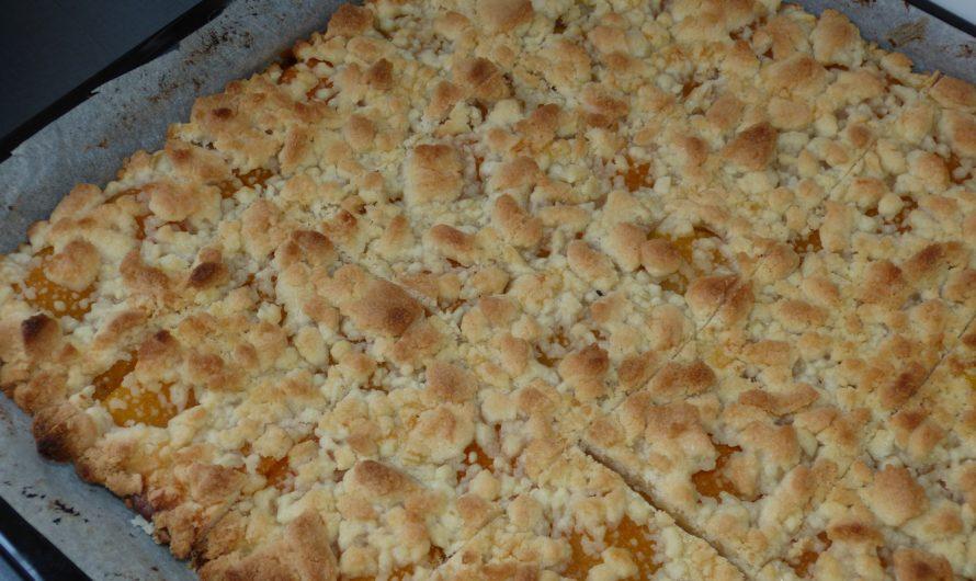 Тертый пирог с вареньем: классический рецепт пошагово