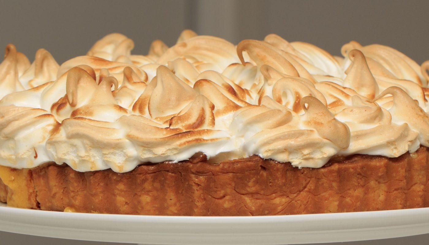 лимонный пирог как приготовить