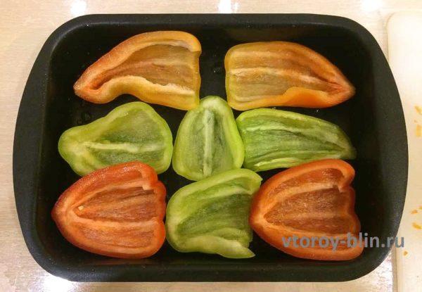 готовим вкусные фаршированные перцы с сыром