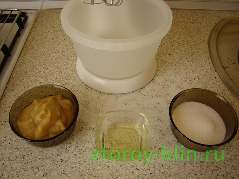 Яблочная пастила в духовке