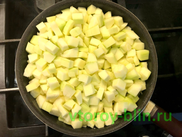 Домашняя кабачковая икра рецепт