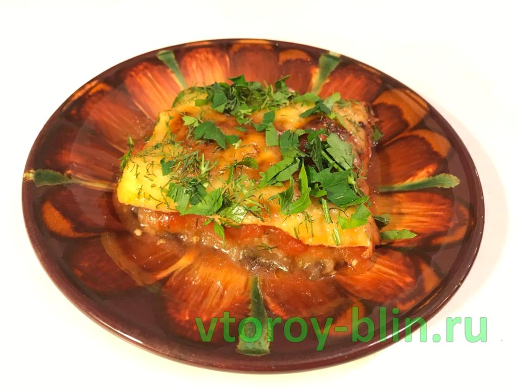 простая и вкусная запеканка из баклажанов дома пошаговый рецепт с фото