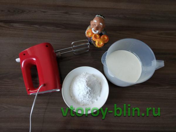 Торт молочная девочка: пошаговый рецепт с фото