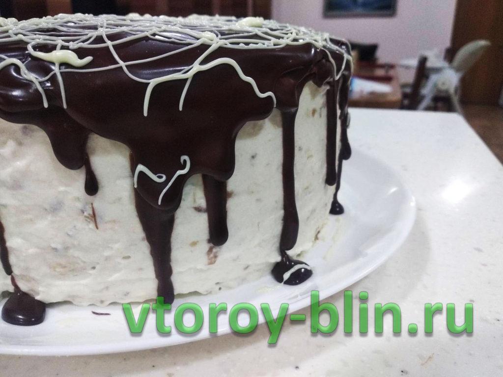 Торт Апфельмусс - классический рецепт с фото пошагово
