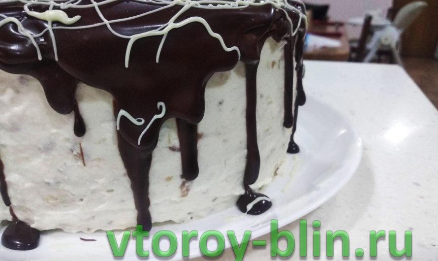 Торт Апфельмусс — классический рецепт с фото пошагово