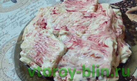 Торт «Шапка Мономаха»: рецепт с фото пошагово