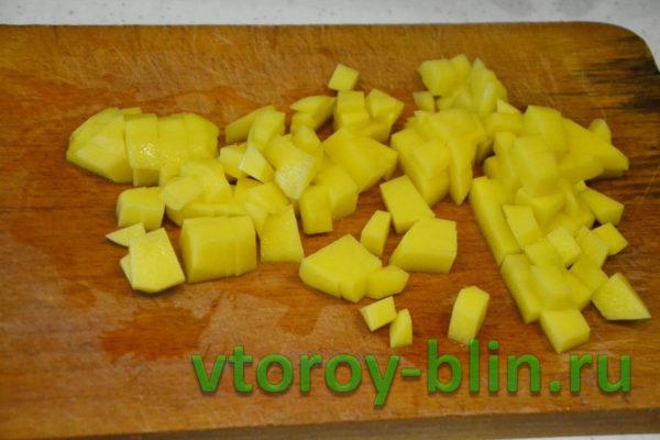 Суп гороховый с копченостями - рецепт с фото