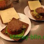 Cкандинавский бургер: рецепт