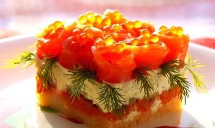 Салат «Русский праздник»