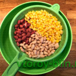 Овощной салат в лаваше: рецепт с фото