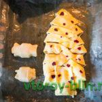 «Елочка в шоколаде» - оригинальная идея домашней выпечки на новогодний стол